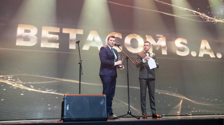 Prestiżowa nagroda HPE dla Betacom!