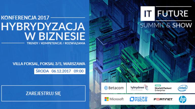 Konferencja - Hybrydyzacja w Biznesie