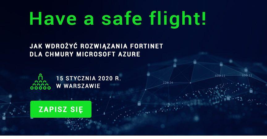 Have a safe flight, czyli jak bezpiecznie wdrażać chmurę obliczeniową
