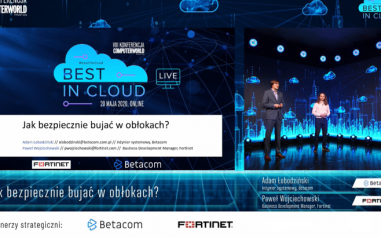 Staying secure with your head in the clouds — how to carry out digital transformation with Betacom