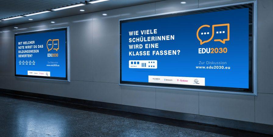 Dyskusja o transformacji cyfrowej w szkołach na rynku niemieckim - warsztaty w Berlinie.